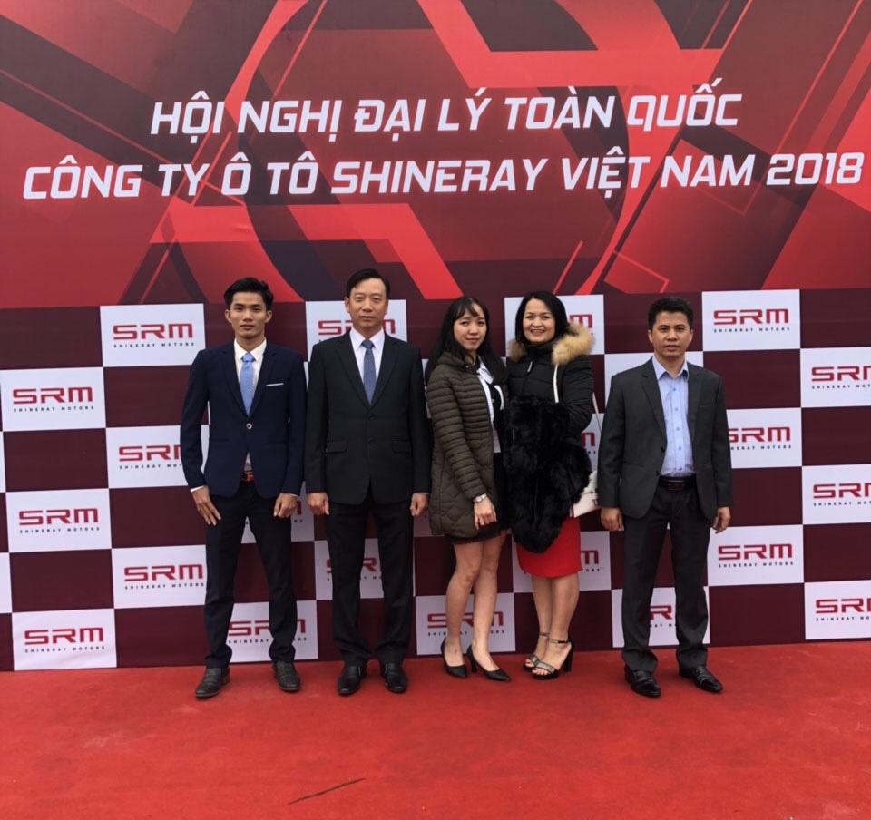 Hội Nghị Đại Lý Toàn Quốc Công ty Ô Tô Shineray Việt Nam