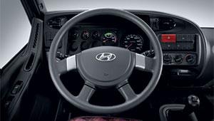 Vô lăng xe đông lạnh Hyundai HD210