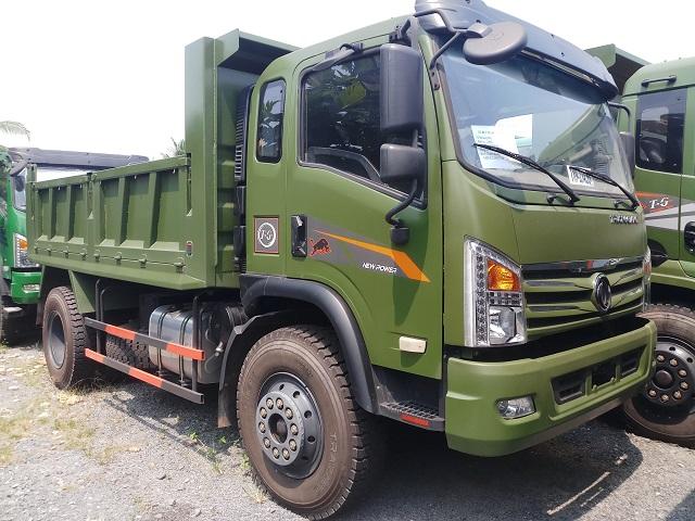 xe ben Truong Giang 8T5